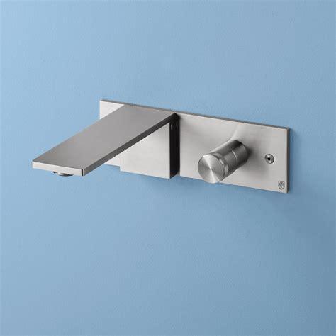 rubinetti lavabo a parete radomonte aico miscelatore lavabo a parete tattahome