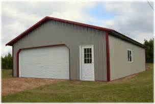 Garage Designs And Prices Pole Barn Garage Kits