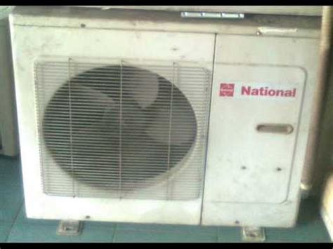 Ac National Panasonic my air conditioner sightings 1