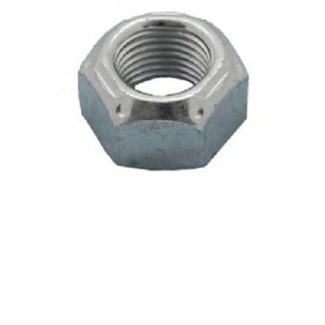 Top Locking Nut m6 1 0 top lock nut 10 9 model number 980v 10 6x1
