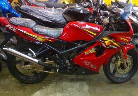Knalpot Kawasaki 150 Rr Dan R spesifikasi kawasaki 150rr modifikasi dan spesifikasi motor