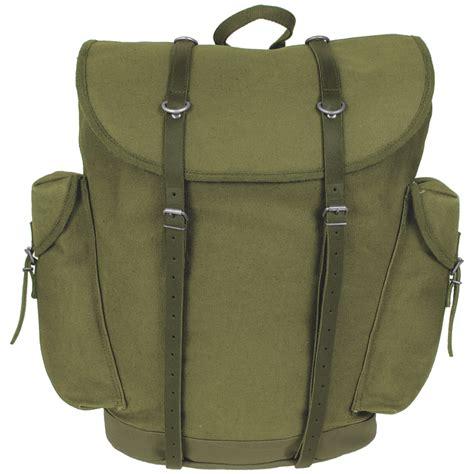 Lomberg Olive Rucksack 1 mfh german army mountain rucksack olive backpacks rucksacks 1st