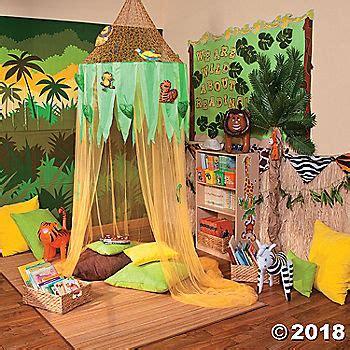 themes for book corners jungle reading corner idea