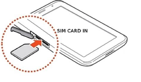Samsung Tab 2 Tanpa Sim Card xbmcnut how to insert a sim card on the samsung galaxy