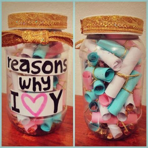Handmade Anniversary Gift Ideas - 25 best ideas about birthday presents on
