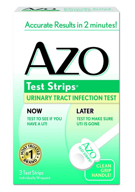 azo uti test strips