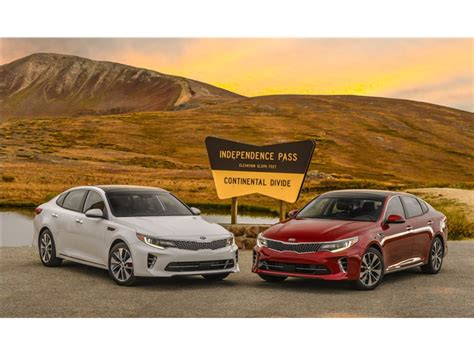 Custom Kia 2016 Kia Optima Pictures 2016 Kia Optima 74 U S News