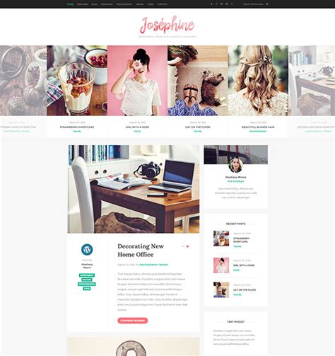 blogger themes personal 30 best personal blog wordpress themes 2018 athemes
