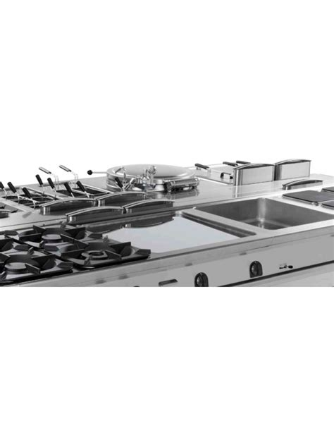 piani di cottura a induzione piano di cottura ad induzione trifase 10kw su vano aperto