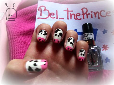 imagenes de uñas decoradas solo con esmalte u 241 as decoradas 2 fotos propias femme taringa