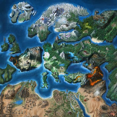 game design world map art blood blog