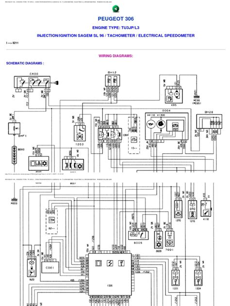 peugeot 406 wiring diagram ideas the best