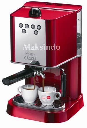 Mesin Kopi Espresso Gaggia mesin kopi gaggia baby dose untuk membuat kopi espresso