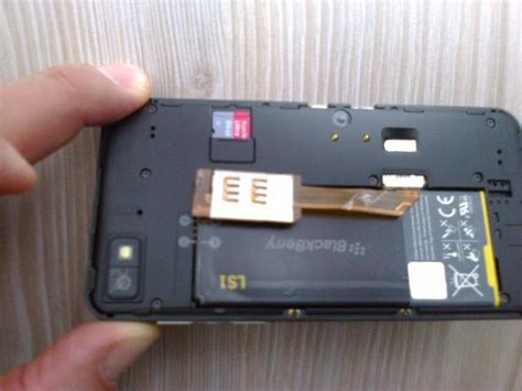 Conector Sim Bb Q10 Z10 dual sim adaptor for z10 has anyone used one blackberry forums at crackberry