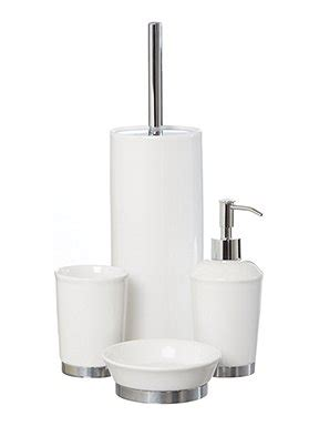 house of fraser bathroom accessories linea white ceramic bath accessories house of fraser
