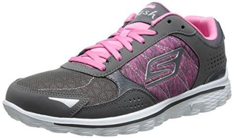 Skechers Go Flex Walk Muse S Sneakers Abu Abu skechers s go walk 2 flash awareness walking shoe