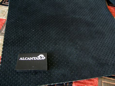 Alcantara Upholstery by Alcantara For Door Inserts Shift Boots From Carbon 6