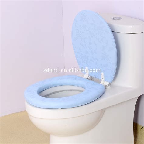 soft toilet seat 17inch embroidery pvc soft toilet seat buy toilet seat soft toilet seat embroidery soft