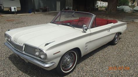 1962 pontiac tempest lemans 1962 pontiac tempest lemans convertible for sale photos technical specifications description