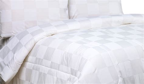 Sprei Vallery Quincy 200x200 by Jual Bed Cover Dan Sprei Dobby White 200x200