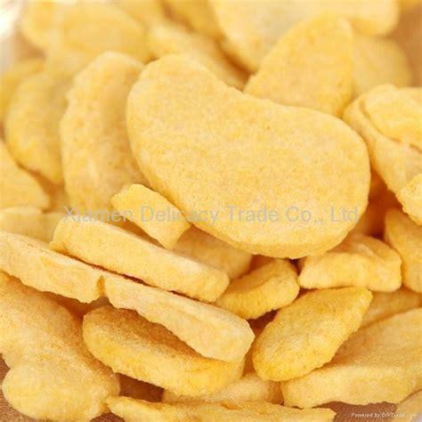 Freeze Dried Mango Slices china lyophilized mango slices freeze dried fruit bulk wholesale china trading company