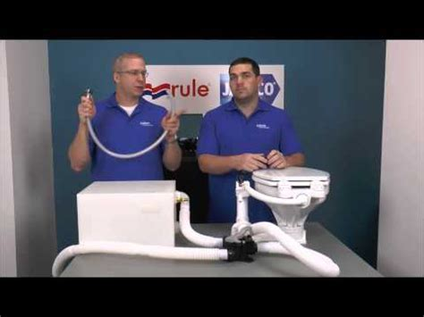 winterizing a boat toilet jabsco tech let s solve water supply problems