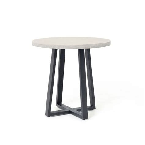 West Elm Bistro Table by Slab 32 Quot Bistro Dining Table West Elm