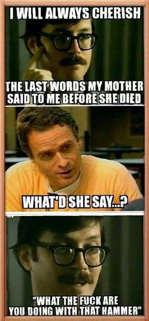 Dark Humor Memes - 28 best images about serial killer jokes on pinterest