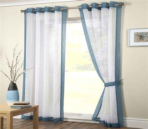 voile curtain panels uk voile curtain panels