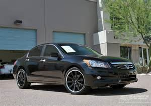 2012 honda accord with 20 quot gianelle santo 2ss in matte