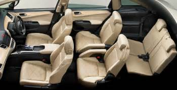 Honda Jade Interior Interior Honda Jade Berita Otomotif Indonesia Berita