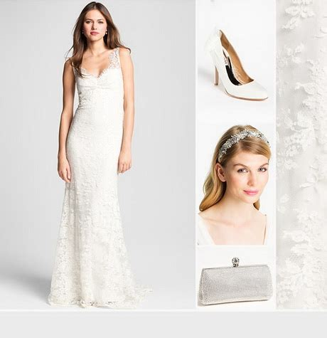 Back Kn71167 Kalung Choker Natal Lace Flower wedding dresses and shoes
