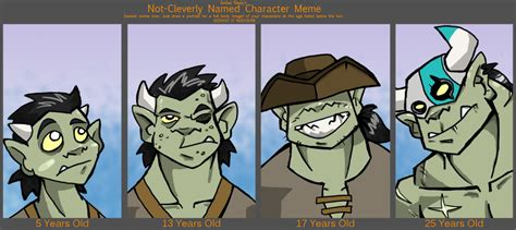 Orc Meme - age meme breaker by chief orc on deviantart