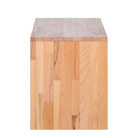 sitzbank flur kernbuche schuhbank woodburn kernbuche massiv sitzbank garderobe