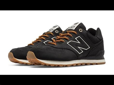 Jual New Balance All Black sneaker new balance 574 black