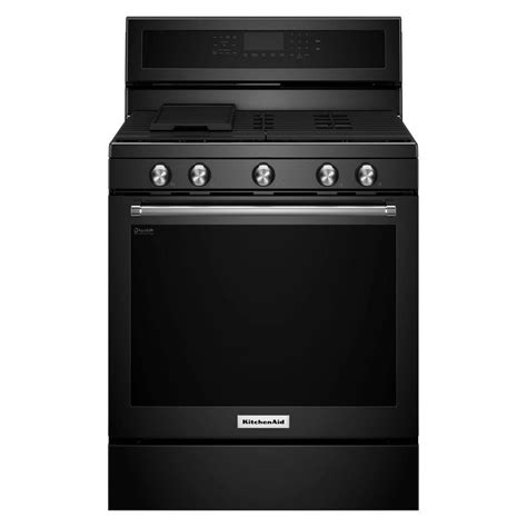 Range Home Depot by Ge 5 6 Cu Ft Slide In Gas Range With Self Cleaning