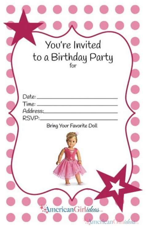 american party invitations american ideas