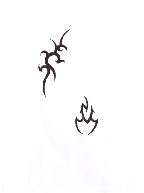 tattoo simple design image simple tribal tattoo designs by blackironheart on deviantart