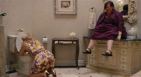 bridesmaids bathroom the 4 office bathroom awkward moments we all know