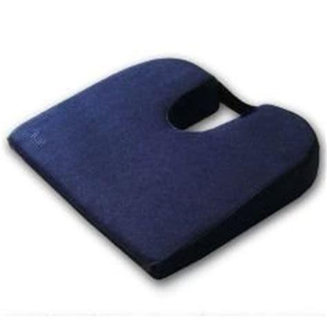 Tailbone Pillow by Coccyx Cushion Memory Foam Tailbone Cushion Save At