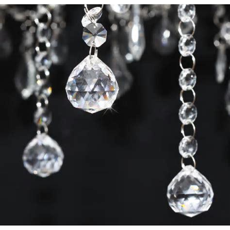 kronleuchter glas kristall kristall kronleuchter mit 2300 echten glas kristallen wei 223