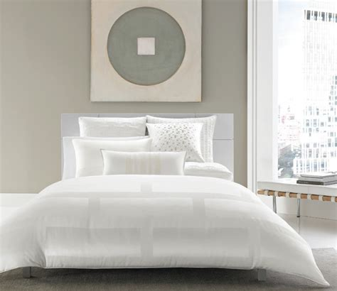 Hotel Collection Frame Bedding Hotel Collection Frame White Bedding Collection Contemporary Bedroom By Hotel Collection