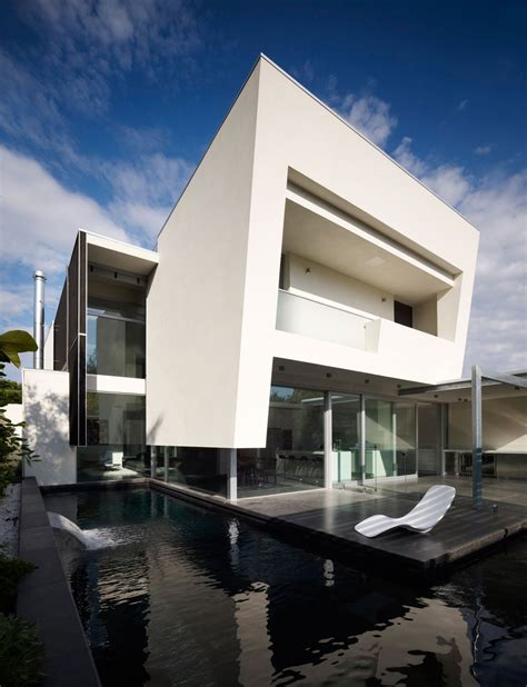 houses in melbourne sliding glass panels modern robinson road house in