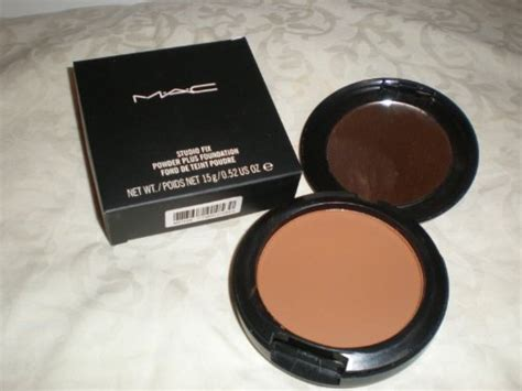 Mac Foundation Original mac studio fix powder foundation nc55 ebay