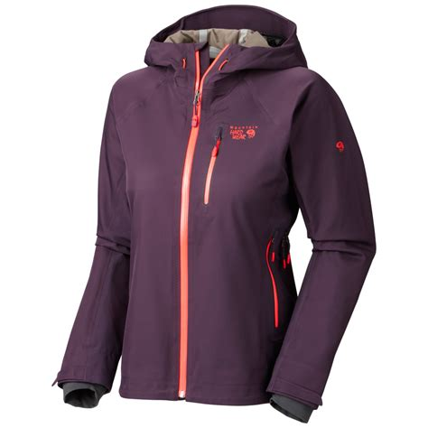 Jaket Zahara mountain hardwear s zahra jacket countryside ski