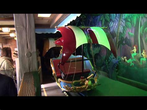 disneyland peter pan peter pan s flight in hd at disneyland doovi