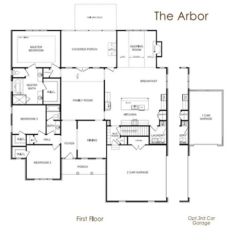arbor homes floor plans arbor lowe properties