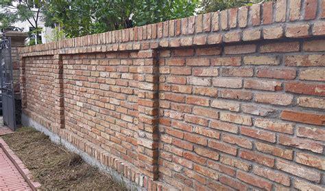 gartenmauer backstein ausgefallenes eb bau gmbh
