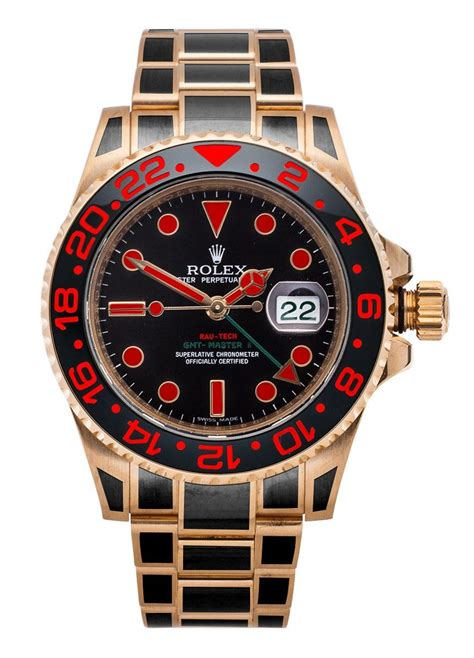 Rolex Watch Giveaway - rau tech custom rolex and other watches colorful coatings ablogtowatch