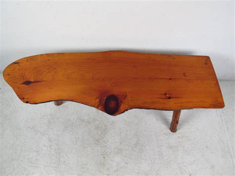 tree trunk coffee tables vintage rustic tree trunk coffee table for sale at 1stdibs